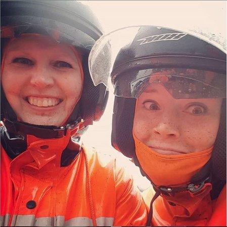 Una aventura de Buggy de una hora de Reykjavik: Me and my friend