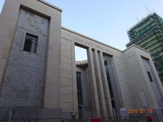 Tempio Munito Fortezza Mistica