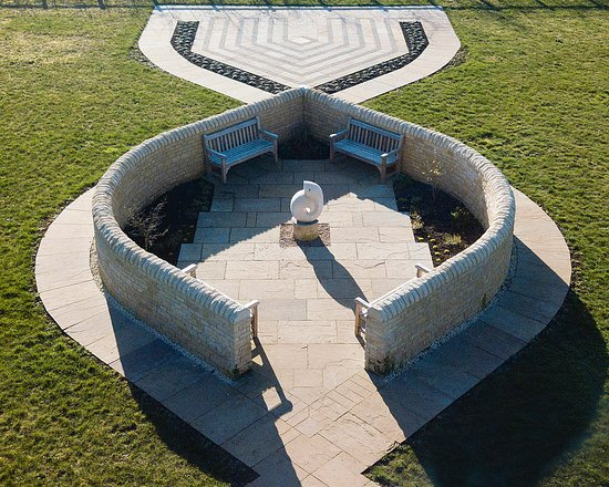 Easton Labyrinth and Peace Garden