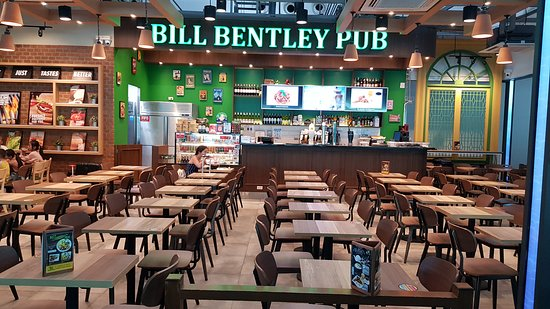Bill Bentley Pub