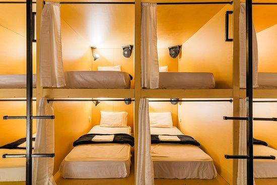 Review Awesome Entrance Or Departure Hostel Capsule Hostel Gt Guatemala City Tripadvisor