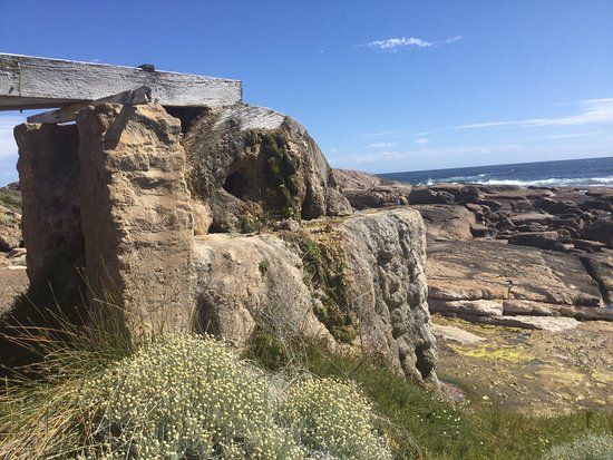 Cape Leeuwin Water Wheel
