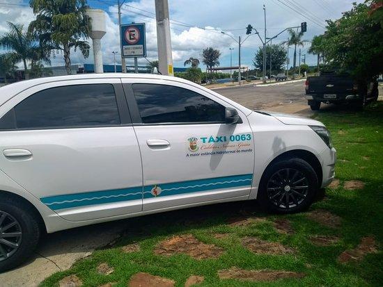 Taxi Caldas Novas (fernando 0023)