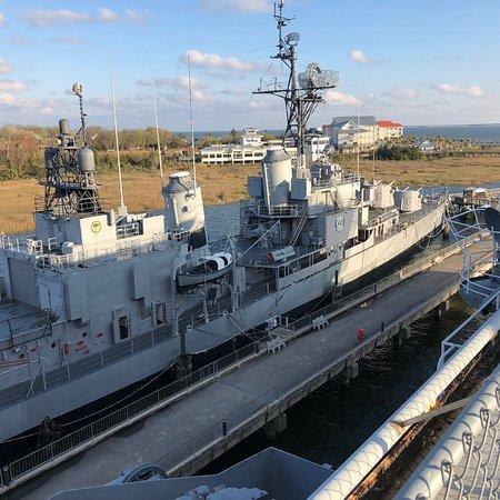 Patriots Point Naval Maritime Museum Mount Pleasant Sc Hours