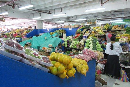 Otavalo Market: Food market - a must.