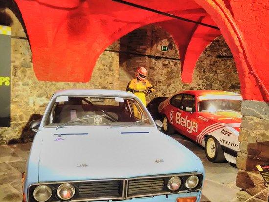 Circuito De Spa Francorchamps : Museo del circuito di spa francorchamps picture of musee du