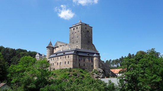 Sobotka, Czech Republic: Hrad kost