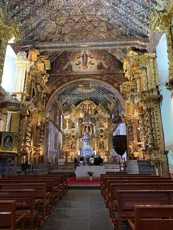 Andahuaylillas Photo