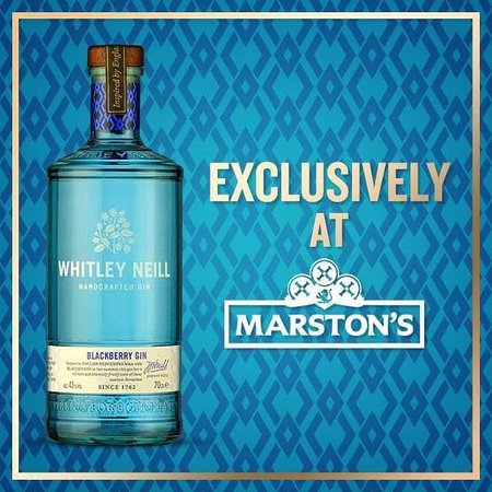 The only place to try this!! Exclusive to Marstons