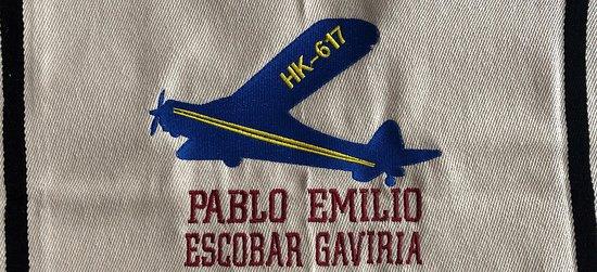 Pablo Escobar Artesanias