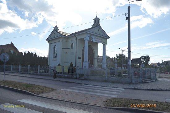 Kaplica Kleczacego Pana Jezusa