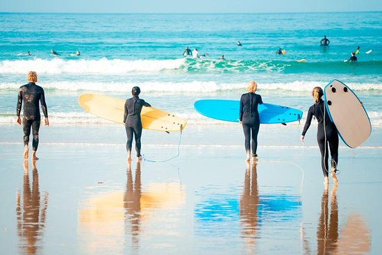 Your Surf Experience