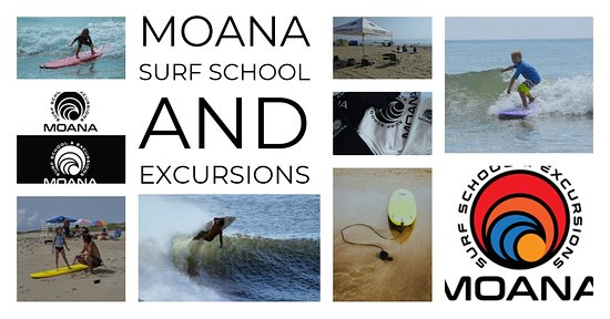 Moana Surf School And Excursions