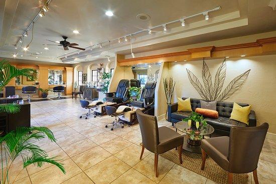 Salon & Day Spa at The Scottsdale Plaza Resort