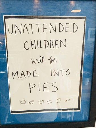 Kids welcomed??