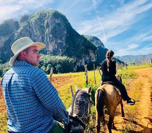 Horse Ride Viñales