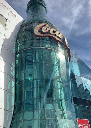 The Huge Coca Cola