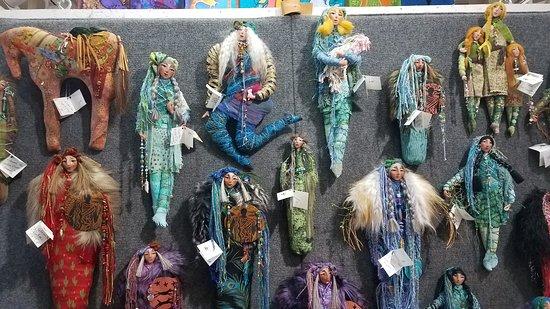 Tubac, AZ: Spirit dolla