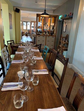 First class pub restaurant