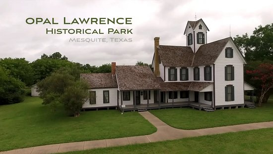 Opal Lawrence Historical Park