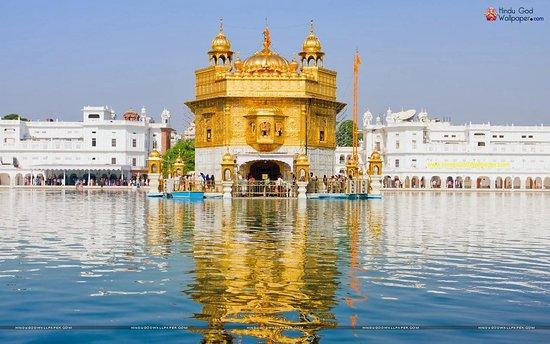 Blue travels Amritsar