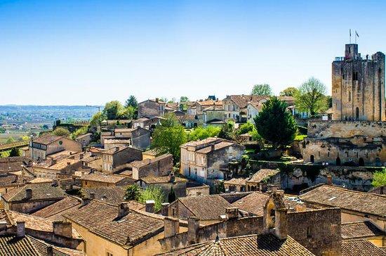 St Emilion Halvdagstur fra Bordeaux