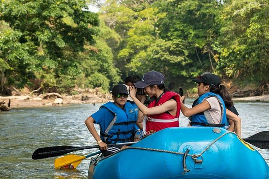 3-i-1 Arenal Volcano Combo Tour: Flod...