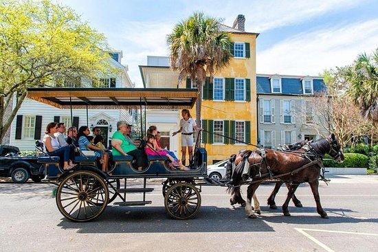 Tour in carrozza del centro storico