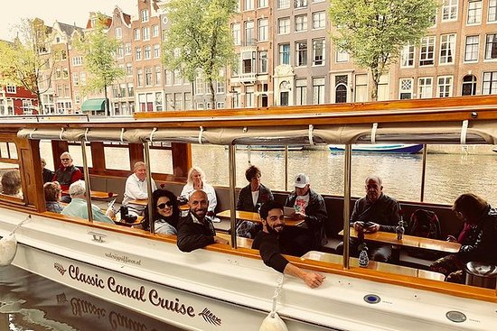 Small-Group Classic Canal Cruise on...