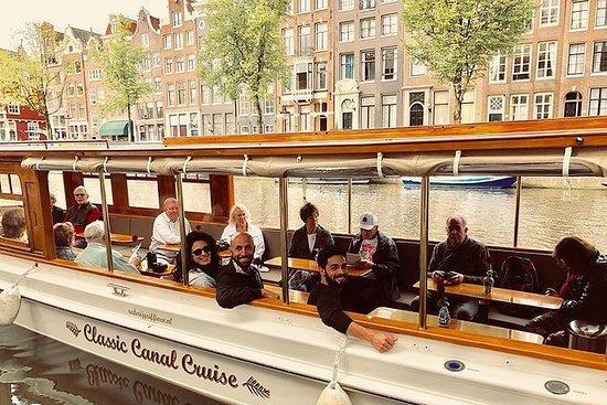 Crucero por el canal clásico de...