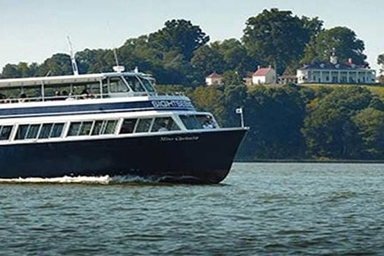 Crucero por Mount Vernon de George...