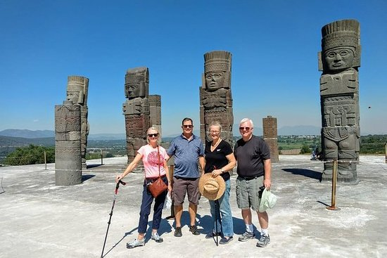 Private Tour: Pyramids of Teotihuacan...