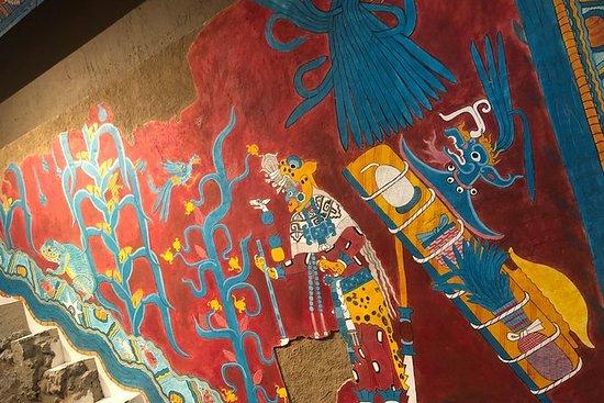 Tour privato Cacaxtla e Tlaxcala