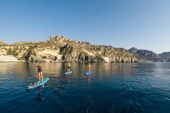 Stand Up Paddle-avontuur