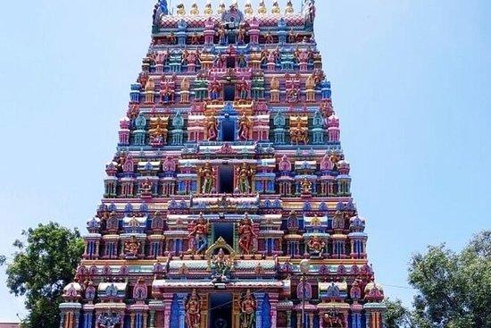 Historiske templer Tour of Coimbatore