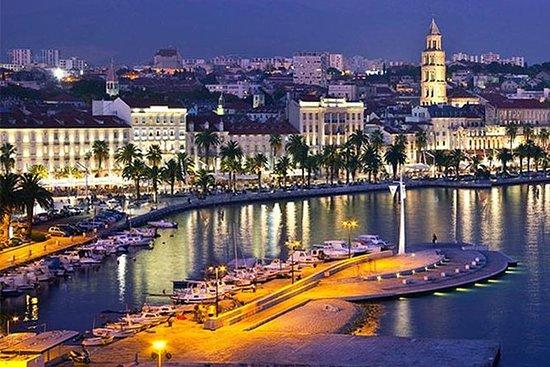 Split til Dubrovnik Dagstur med stopp i...