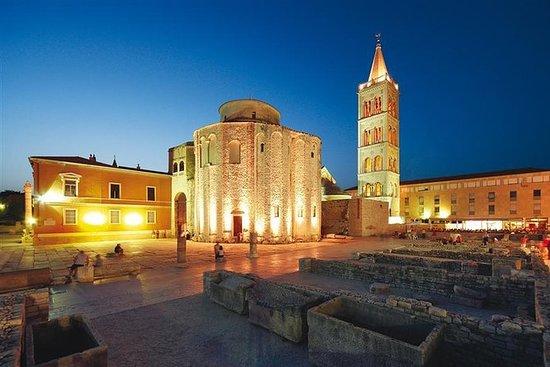 Zadar Dagstur fra Split med overføring...