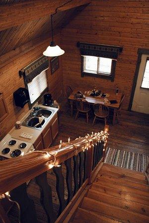 Medina Highpoint Resort cabins