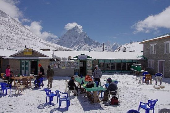 Everest Trekking i Nepal