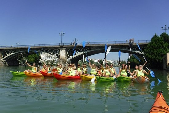 Séville en kayak Smart Start