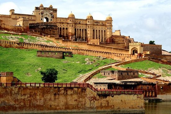 Full Day Jaipur (Pink City) Tour desde...