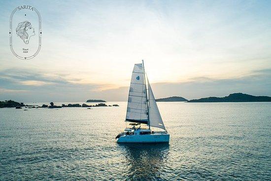 Catamaran Sarita Phu Quoc高級一日遊浮潛和帆船冒險
