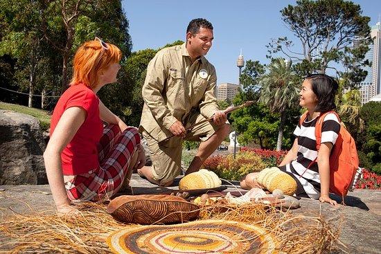Tour del patrimonio aborigeno al