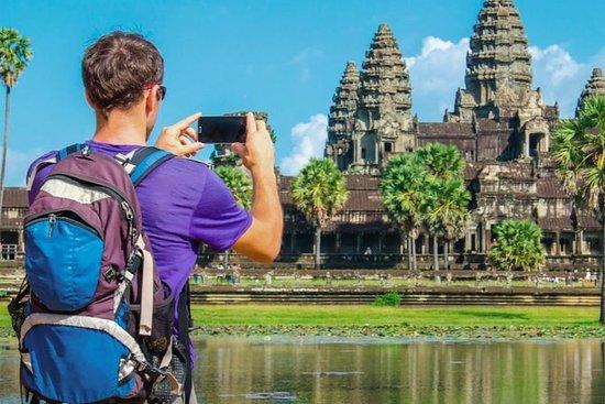 Angkor Wat - Self-guided Walking...