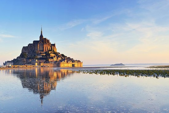 Normandie - Tour du Mont Saint-Michel...