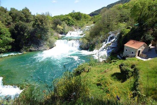 From Zadar: Krka Waterfalls, Visovac...