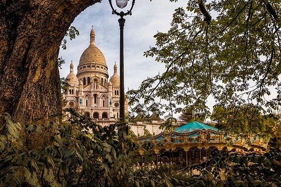 Recorrido por el barrio de Montmartre...