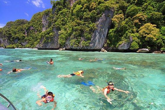 Island Hopping to Phi Phi & Bamboo...
