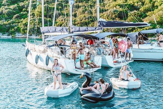 Yacht Trip Hvar-seil, fest, utforske...