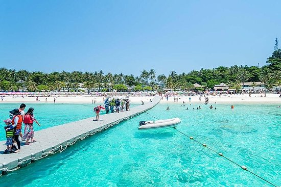 Raya Island Tour med fartbåt fra...